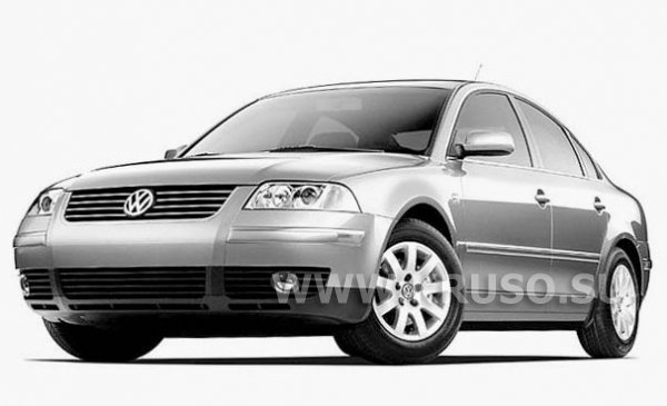 Схема электрооборудования Volkswagen Passat B5 GP
