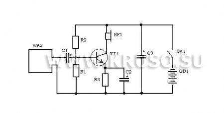 Электромагнитный индукционный детектор