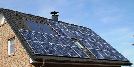 Электрический ток в энергосберегающем доме
