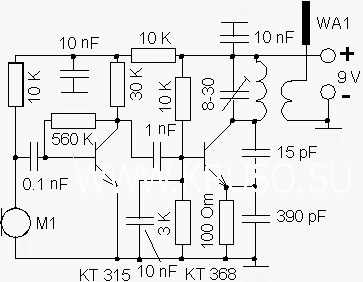 простые электрические схемы для авто - Всякое разное.