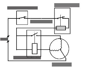 Электрическая схема сплит системы